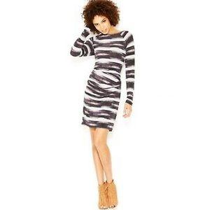 RACHEL Rachel Roy ruched bodycon dress